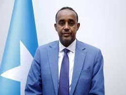 Il Primo Ministro somalo Mohamed Hussein Roble