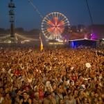 Sziget eye Sziget festival 2012