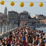 Venezia, il ponte del Redentore