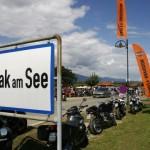 European Bike Week sul lago Faak, Carinzia