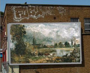 Art Everywhere, UK, street art, Gran Bretagna