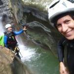 canyoning cris