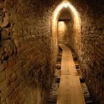 Cisterna di Valverde 0004 - Uno dei cunicoli laterali