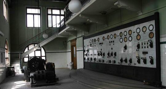 Centrale elettrica di riconversione, Porto Vecchio di Trieste