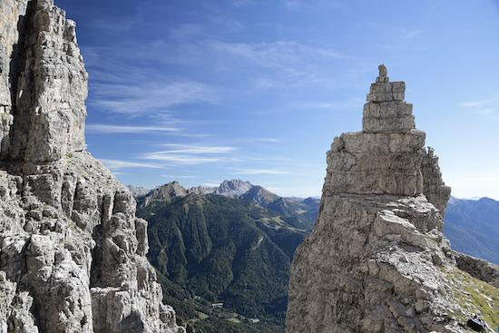 guglie del Cridola, Dolomiti Friulane