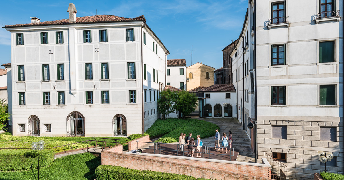 fondazione benetton Treviso