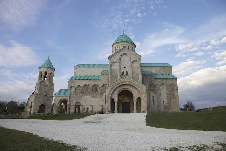cattedrale di Bagrati (XI sec. ) a Kutaisi