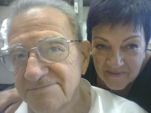Dorina e Teddy Reno