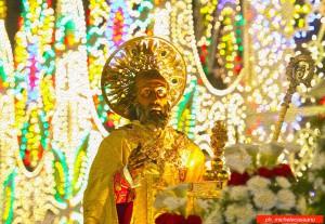 San Nicola dipinto