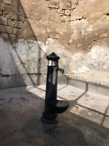 Fontana in Strada Vanese