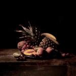Last Meal on Death Row - Louis Jones Junior, 2012, Digital transfer print on goatskin parchment