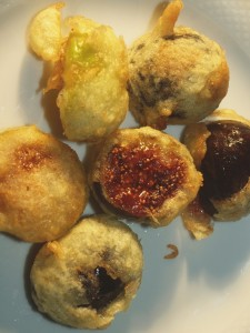 Fichi fritti di Tenuta Furnirussi di Serrano