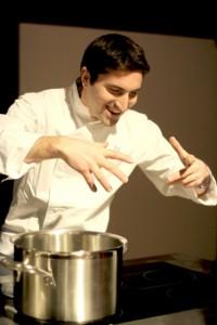 Fabio Pisani, executive chef di Aimo e Nadia (Milano)