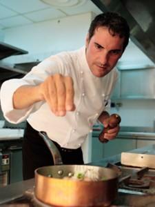 Pino Lavarra, chef del Ritz Carlton di Hong Kong