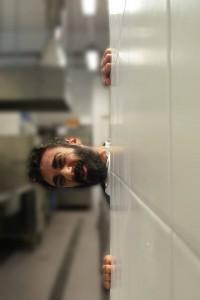 Lo chef di Eataly Bari Antonio Bufi