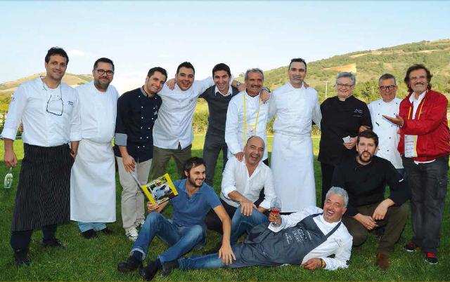 """Cheffini, cheffoni, doctori e gourmeti, architetti e ventri riuniti per il 18esimo """"Appuntamento con la Daunia"""", 14 e 15 ottobre 2013"""