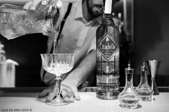 In a gin world - di Carlo De Mitri