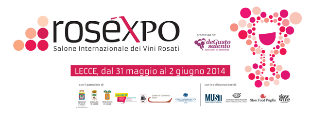 Rosexpò - il primo salone internazionale dei vini rosati a Lecce