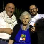 Con il signore della Michelin Italia Fausto Arrighi