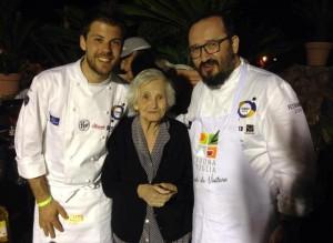 Con Lorenzo Cogo, chef de El Coq a Marano Vicentino