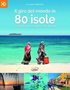 """La copertina de """"Il giro del mondo in 80 isole"""" - Iter edizioni"""