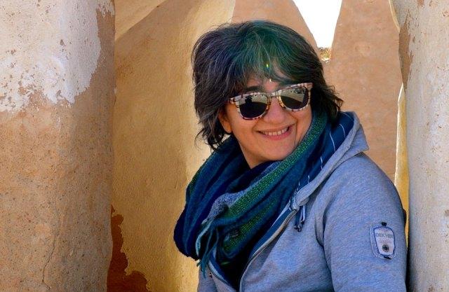 L'autrice Lucrezia Argentiero