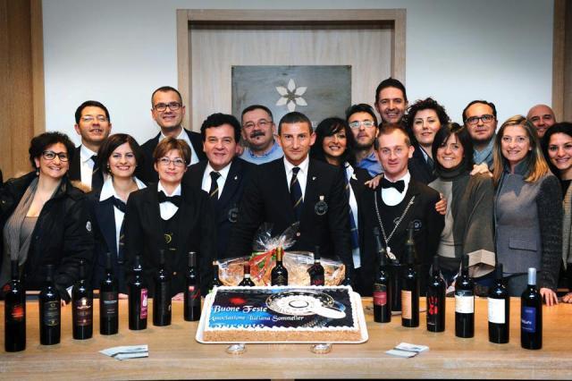 L'Ais Taranto festeggiava se stessa lo scorso anno