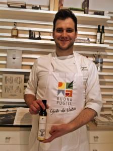 Lo chef Stefano Di Gennaro