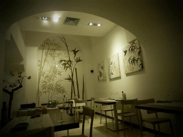 Quintessenza - ristorante Mediterraneo (Trani)