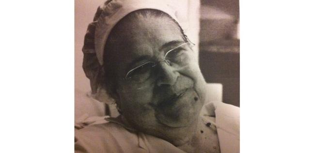 Giovanna Elia, cuoca di Cibus, 81 anni
