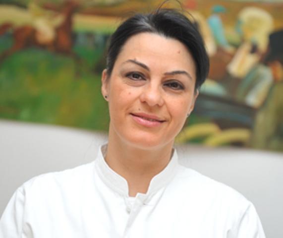 Teresa Galeone, chef patron di Già sotto l'arco a Carovigno (Brindisi)