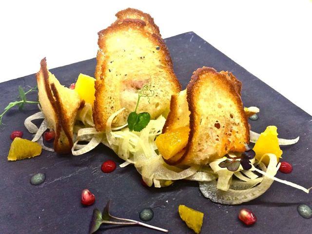 Triglie - di Alessio Di Miccoi chef di Corte in fiore