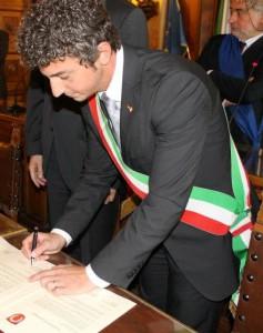 Domenico Conte, sindaco di Palo del Colle