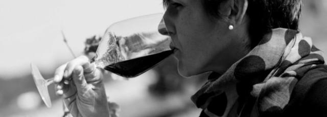 Marianna Cardone, dell'omonima cantina di Locorotondo, neo-eletta a capo de Le donne del vino