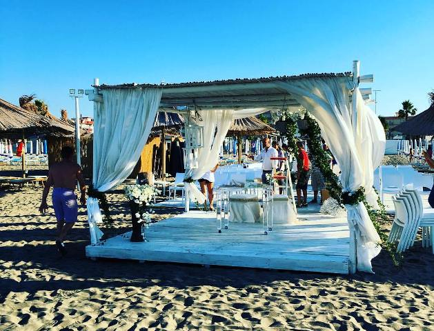 Copacabana suite a Margherita di Savoia, sede di Summerwine 2016