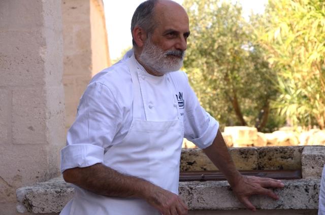 Il pasticciere di Noto Corrado Assenza