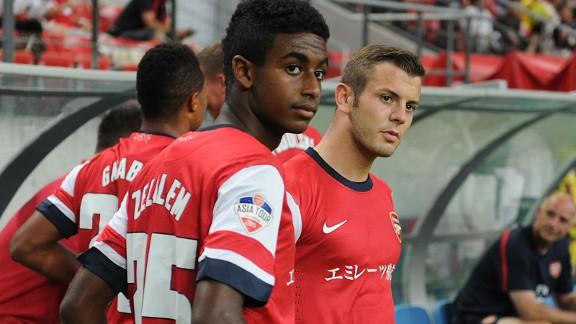 Zelalem, etiope dell'Arsenal