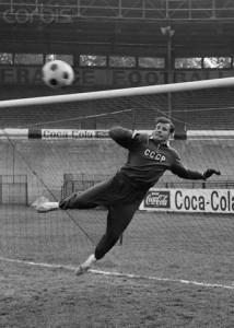 Soccer - Lev Yashin