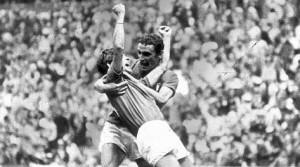 Rivera e Riva, Italia-Germania 4-3 (1970)