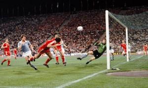 Il gol decisivo di Trevor Francis nella finale di Coppa dei Campioni 1979: Nottingham-Malmö 1-0