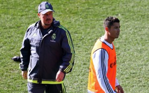 Benìtez e Ronaldo al Real