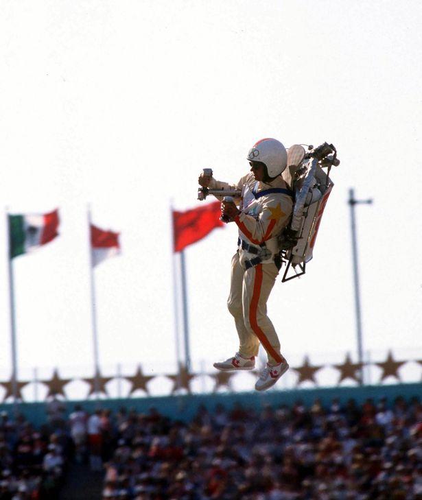 la cerimonia di Los Angeles 1984