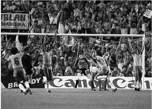 14 giugno 1982: il gol di Éder contro l'Urss di Dasaev