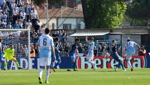 Soccer: Serie A; Empoli-Spal