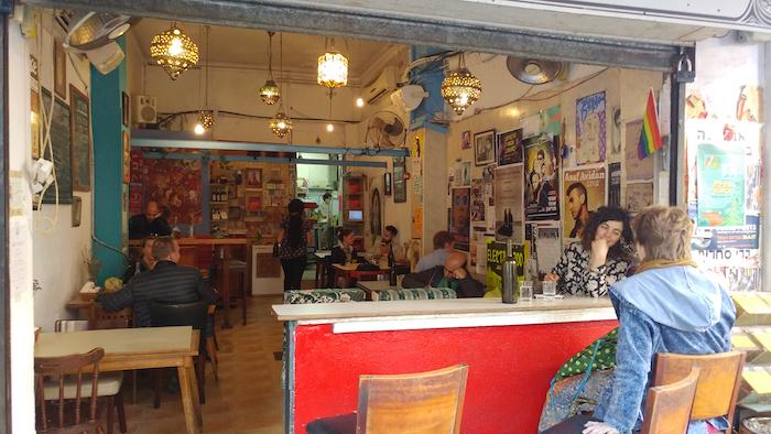 Tel Aviv bar