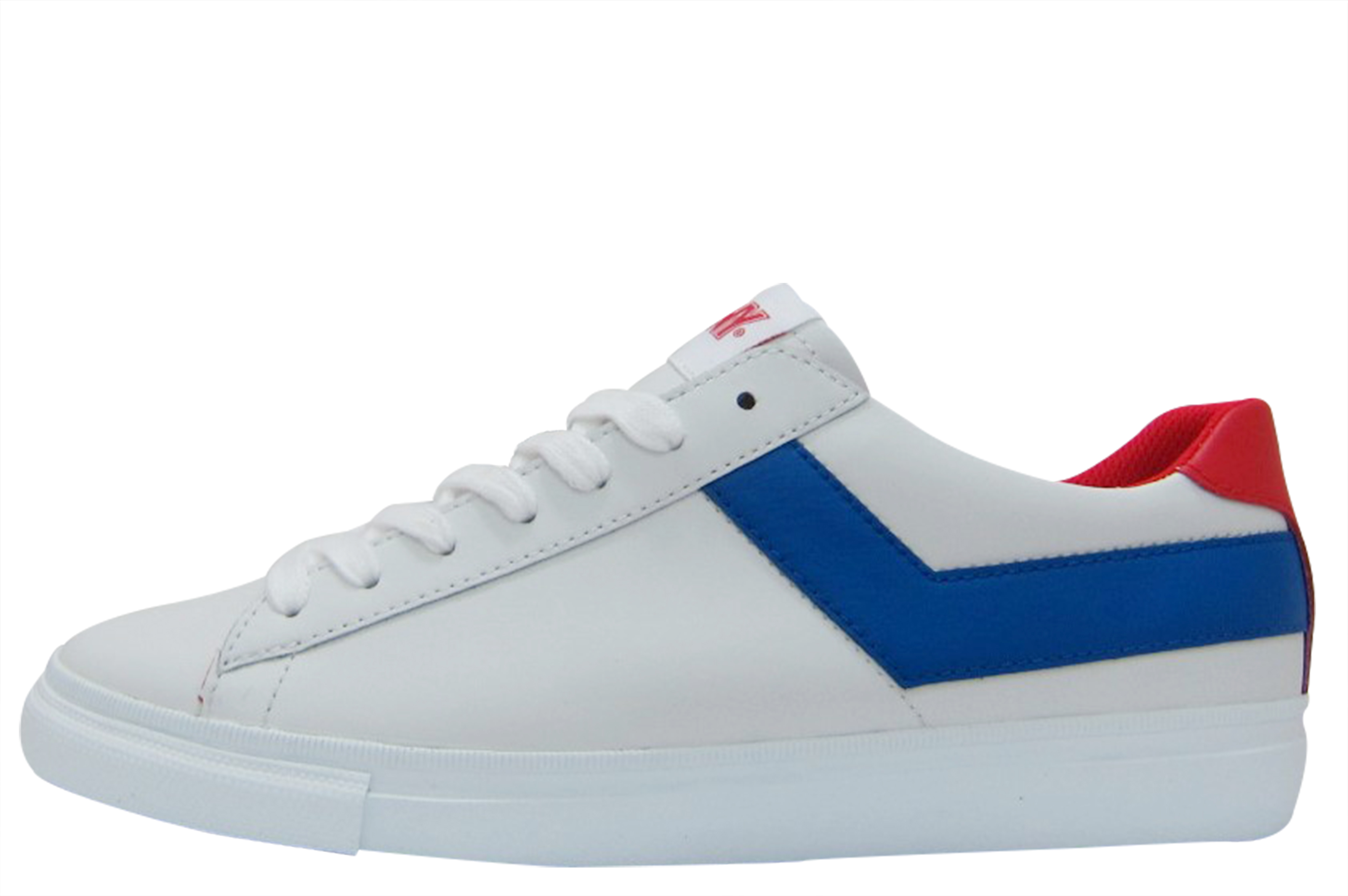 PONY SS17_TOPSTAR OX LEATHER_white royal red