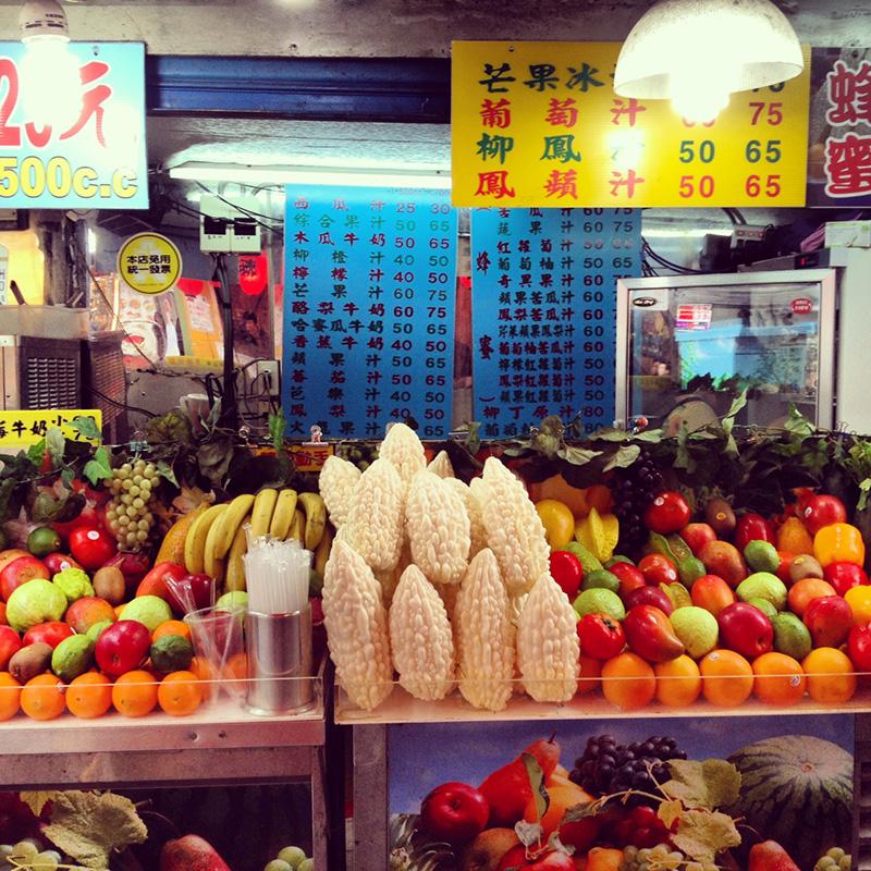 streetfood night market copia