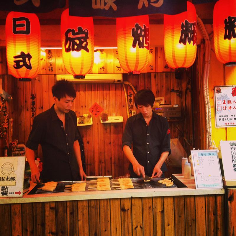 streetfood night market:2 copia