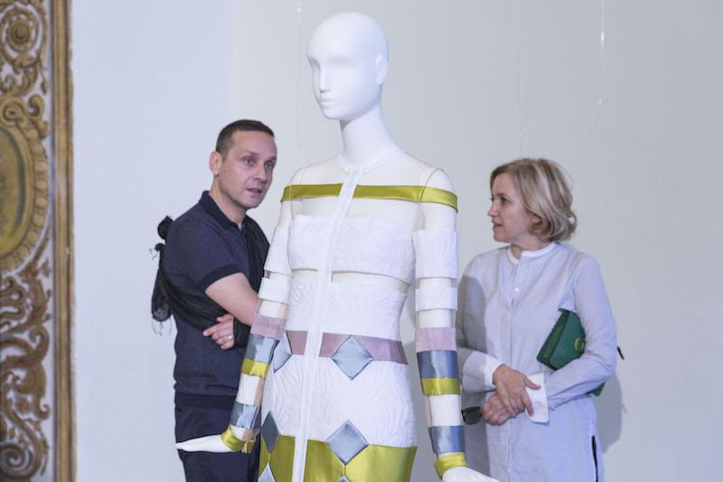 The secrets of couture/Silvia venturini fendi e Sylvio Giardina/ph. allucinazione