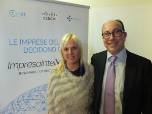 TNET, Elisa Giacone e Francesco Mazzola, III